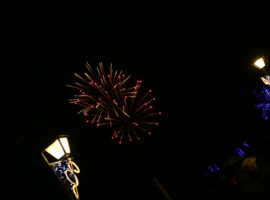 Le Grand Frisson - Feux d'artifice